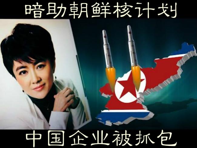 暗助朝鲜核计划, 中国企业被抓包|美国之音